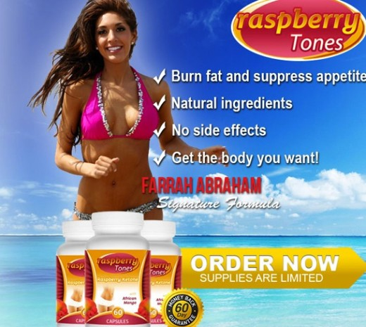 Farrah Abraham Ad