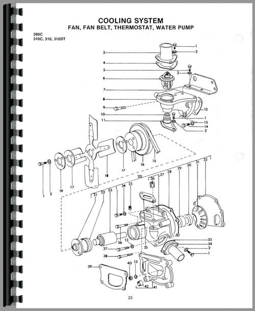 long tractor wiring diagram