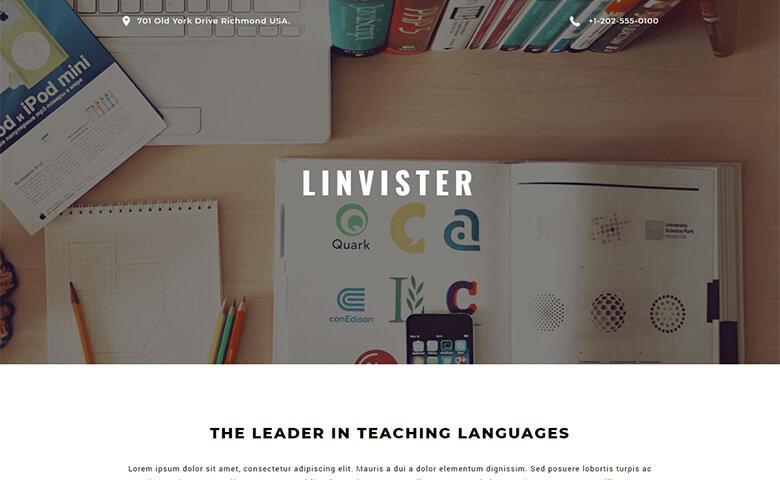 Linvister \u2013 Best Free Online Newsletter Templates ThemeVault