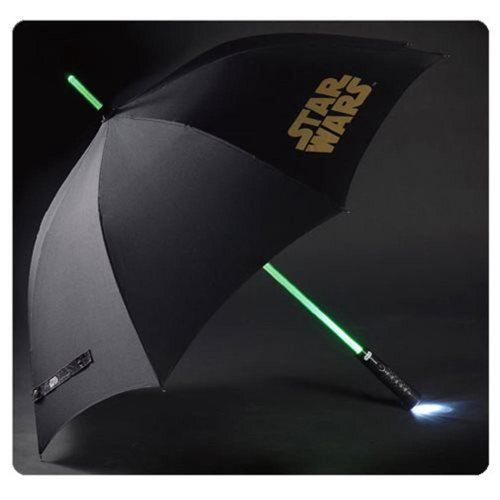 Jedi Lighting Nz Beast Kingdom Star Wars - Lightsaber Umbrella | Buy Online