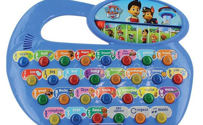 Paw Patrol Ryder S Fun Phonics Buy Online At The Nile