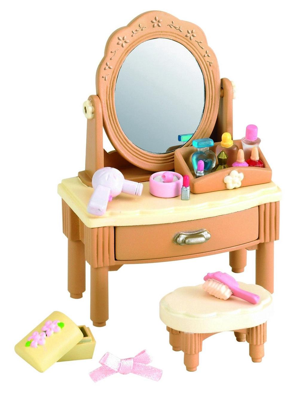 Girls Dressing Table Sylvanian Families Girls Dressing Table