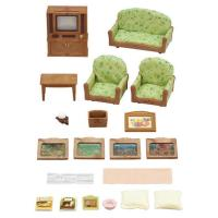 Sylvanian Families Living Room & TV Set | Buy online at ...