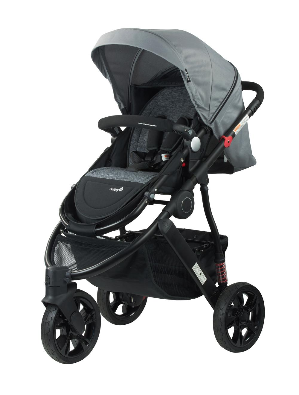 Newborn Stroller Nz Safety 1st Wanderer X 3 Wheel Stroller Dusk Grey Marle