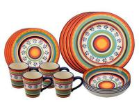 Casa Domani Ipanema 16 piece Dinner Set