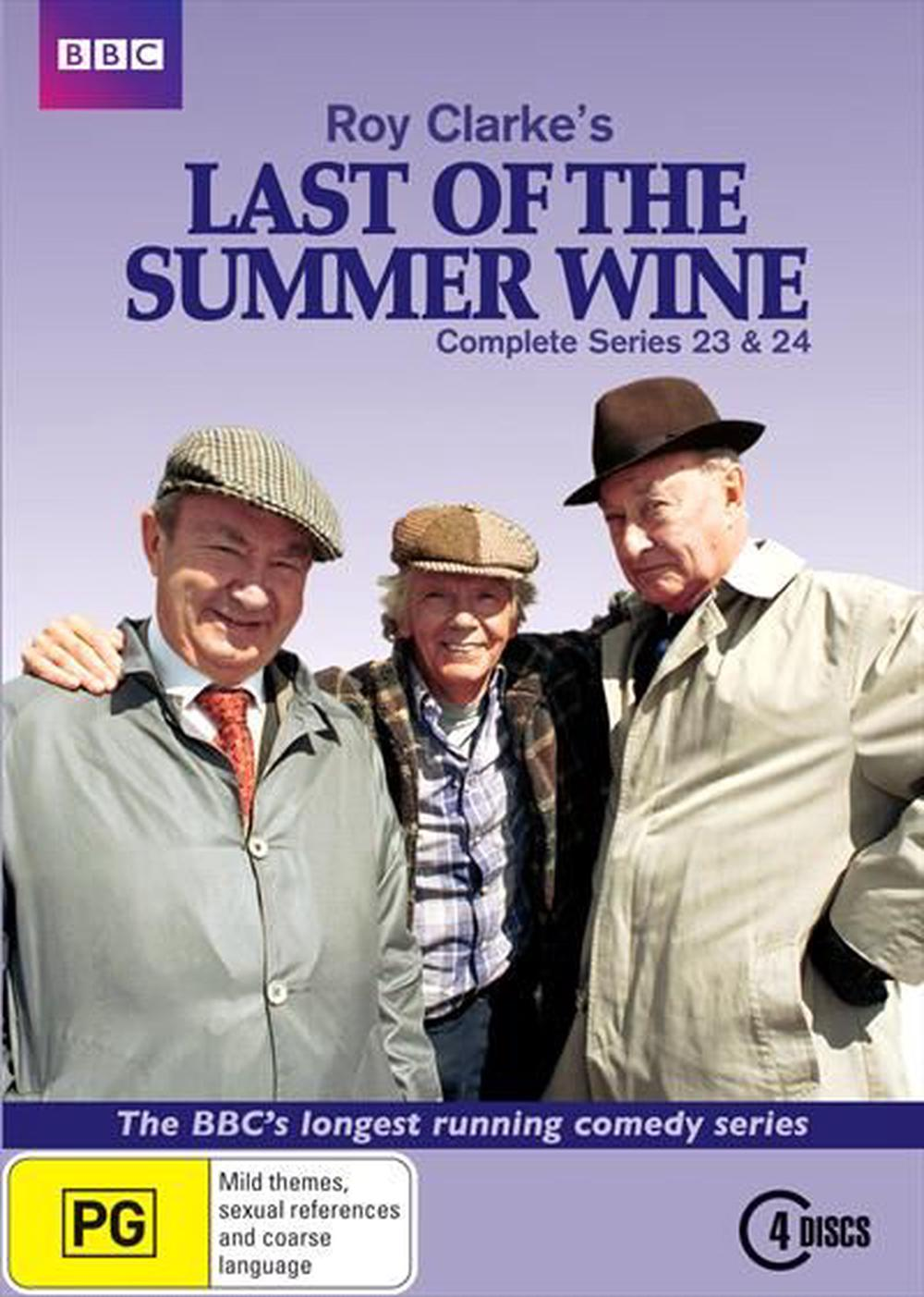 24 Movie Online Last Of The Summer Wine Series 23 24 Dvd Buy Online At The Nile