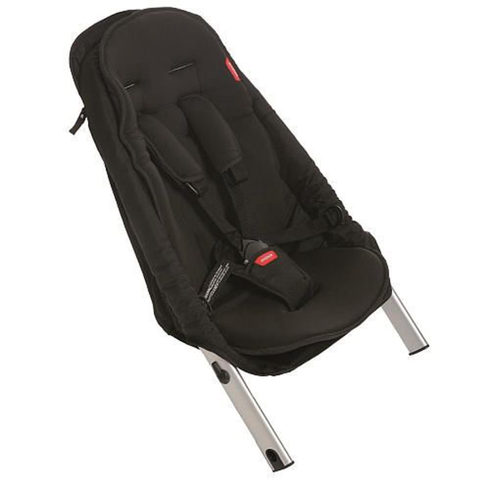 Phil And Teds Double Buggy Vibe Phil Teds Vibe Double Kit Black Buy Online At The Nile