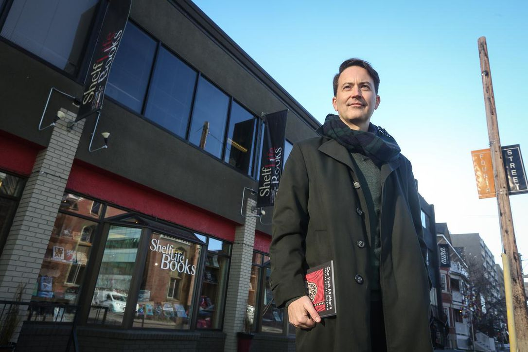 Historian Tries To Save Fragments Of Calgarys Lgbtq Past