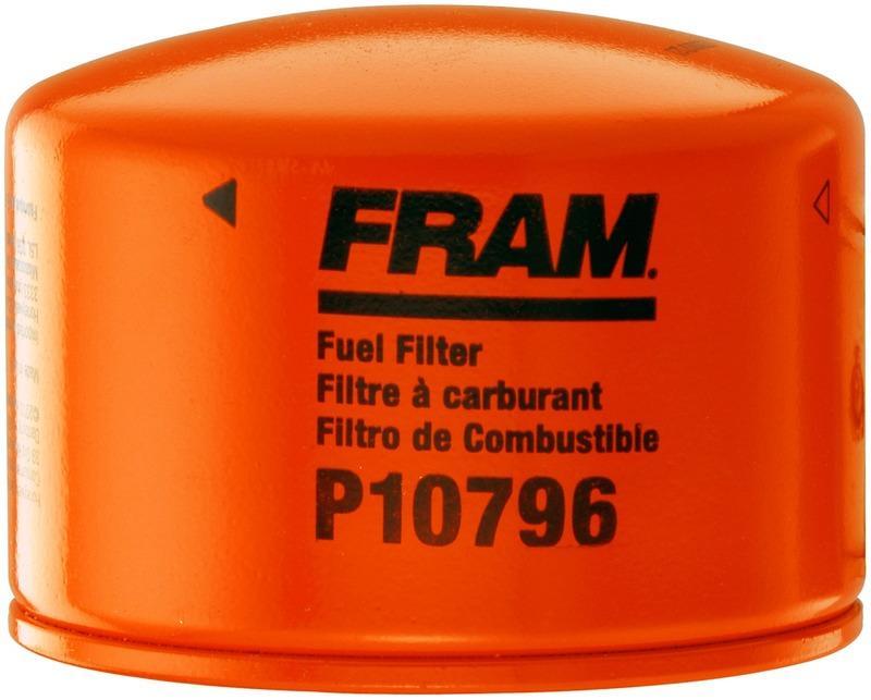 fram fuel filter specs