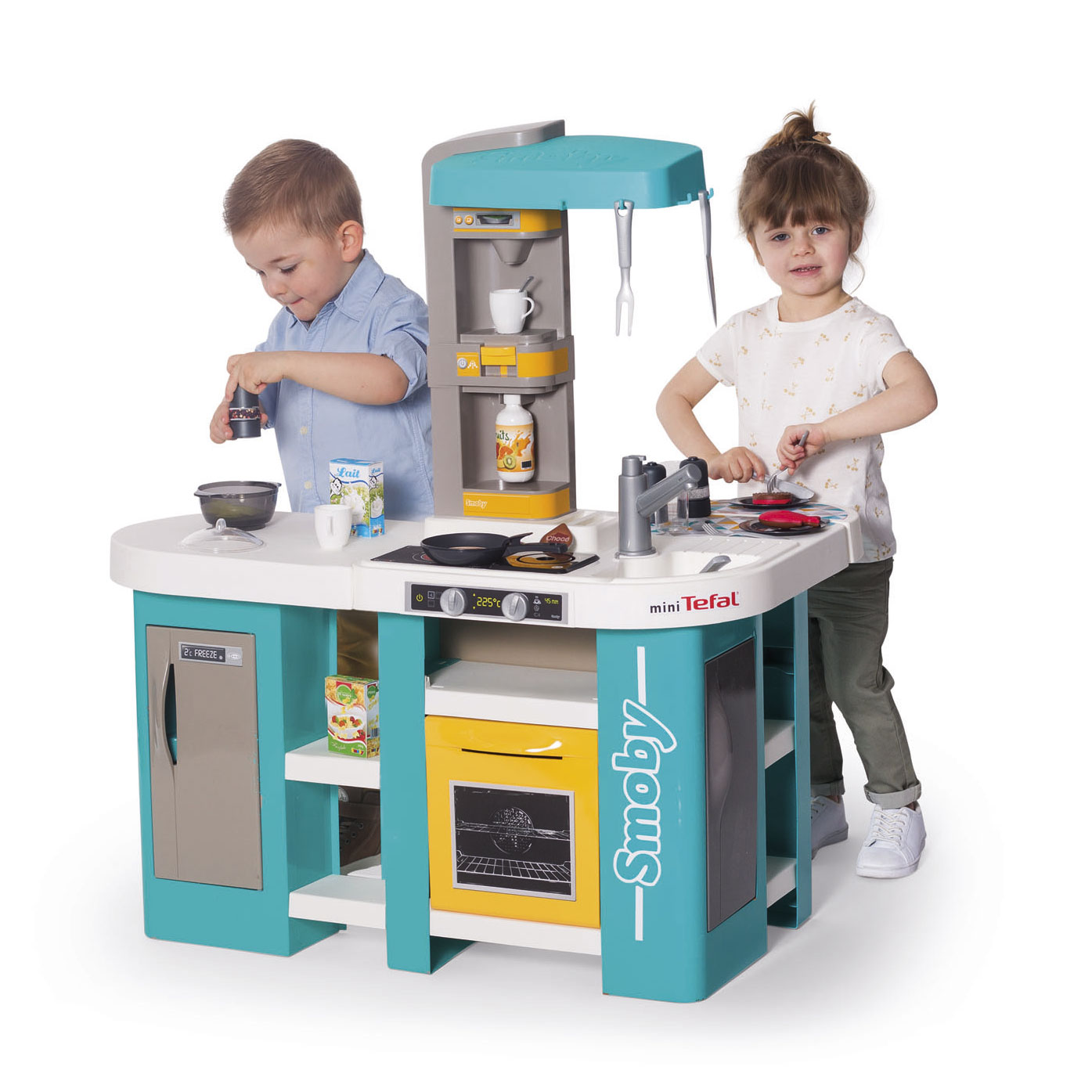Smoby Küche Bubble Smoby Tefal Studio Bubble Kitchen Xl | Thimble Toys