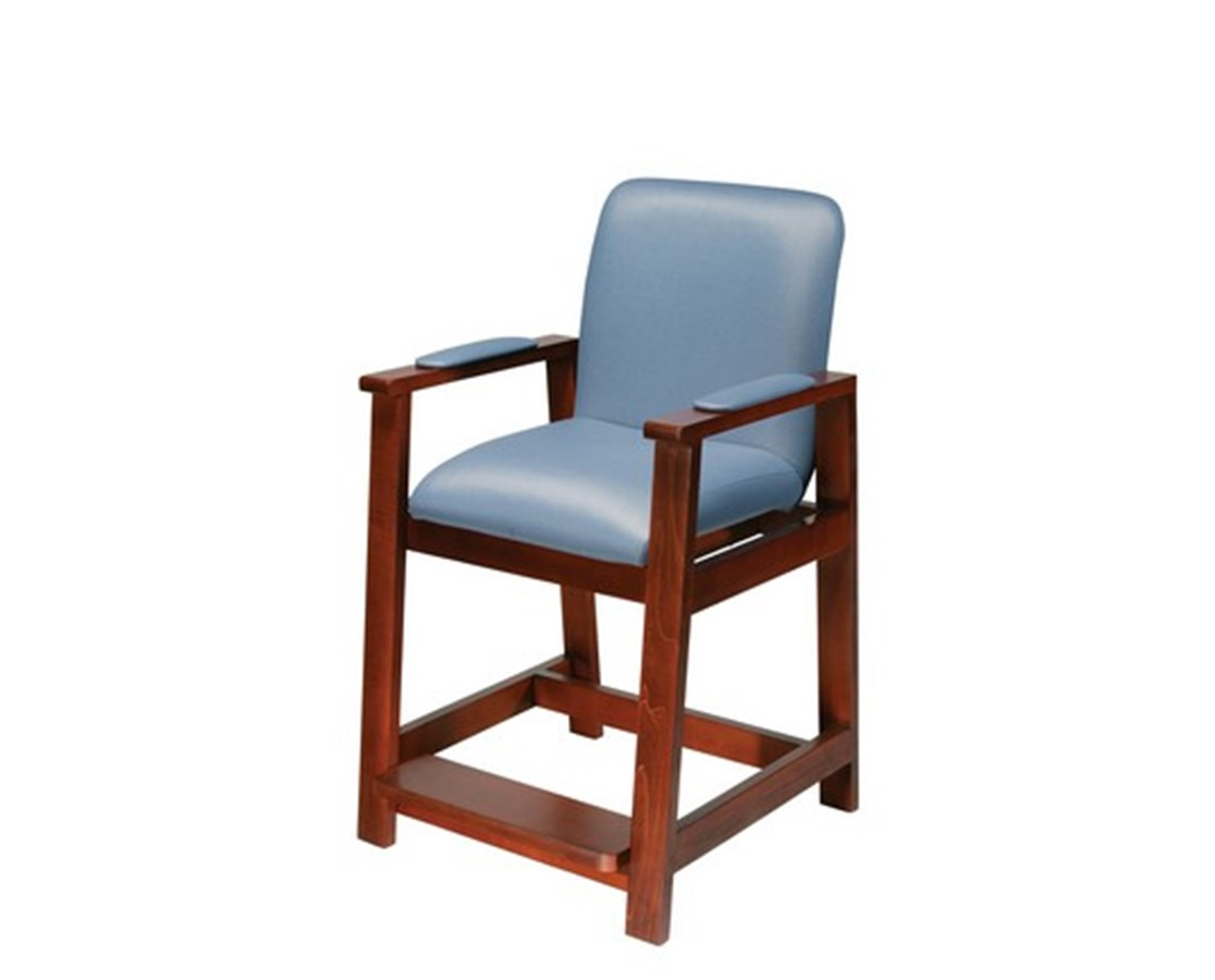 Drive Deluxe Hip High Chair Wood Frame Free Shipping