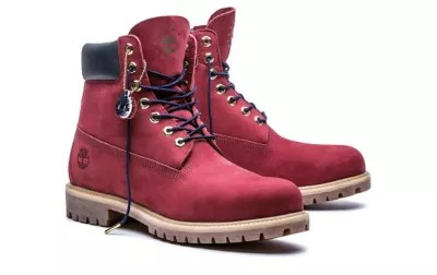 Limited Edition Patriotic Red Boot Collection