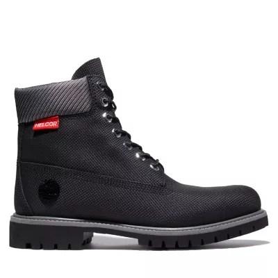 Men39s Helcorr Leather 6 Inch Premium Waterproof Boots