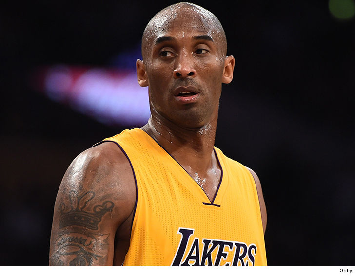 Kobe Bryant to Get Lakers Jersey Retired Before Warriors Game TMZ