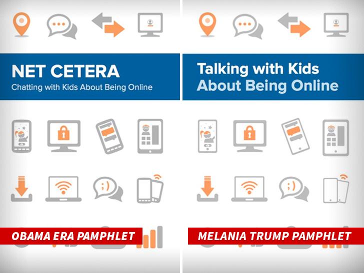 Melania Trump Defends \u0027Be Best\u0027 Pamphlet Against Plagiarism TMZ