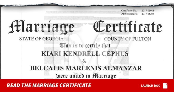 Cardi B and Offset Secretly Married Last Year TMZ