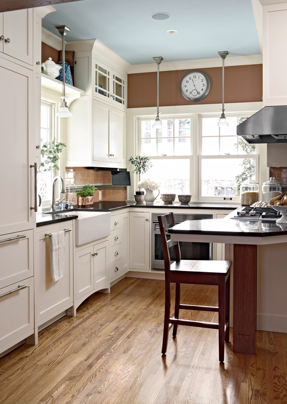 Smart Storage Ideas for Small Kitchens Traditional Home - kitchen storage ideas for small spaces