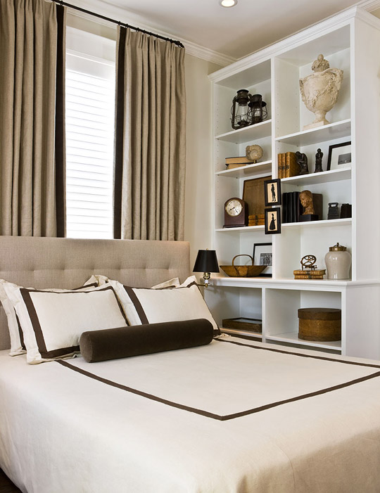 Our Loveliest Small Bedrooms Traditional Home - beautiful bedroom ideas for small rooms