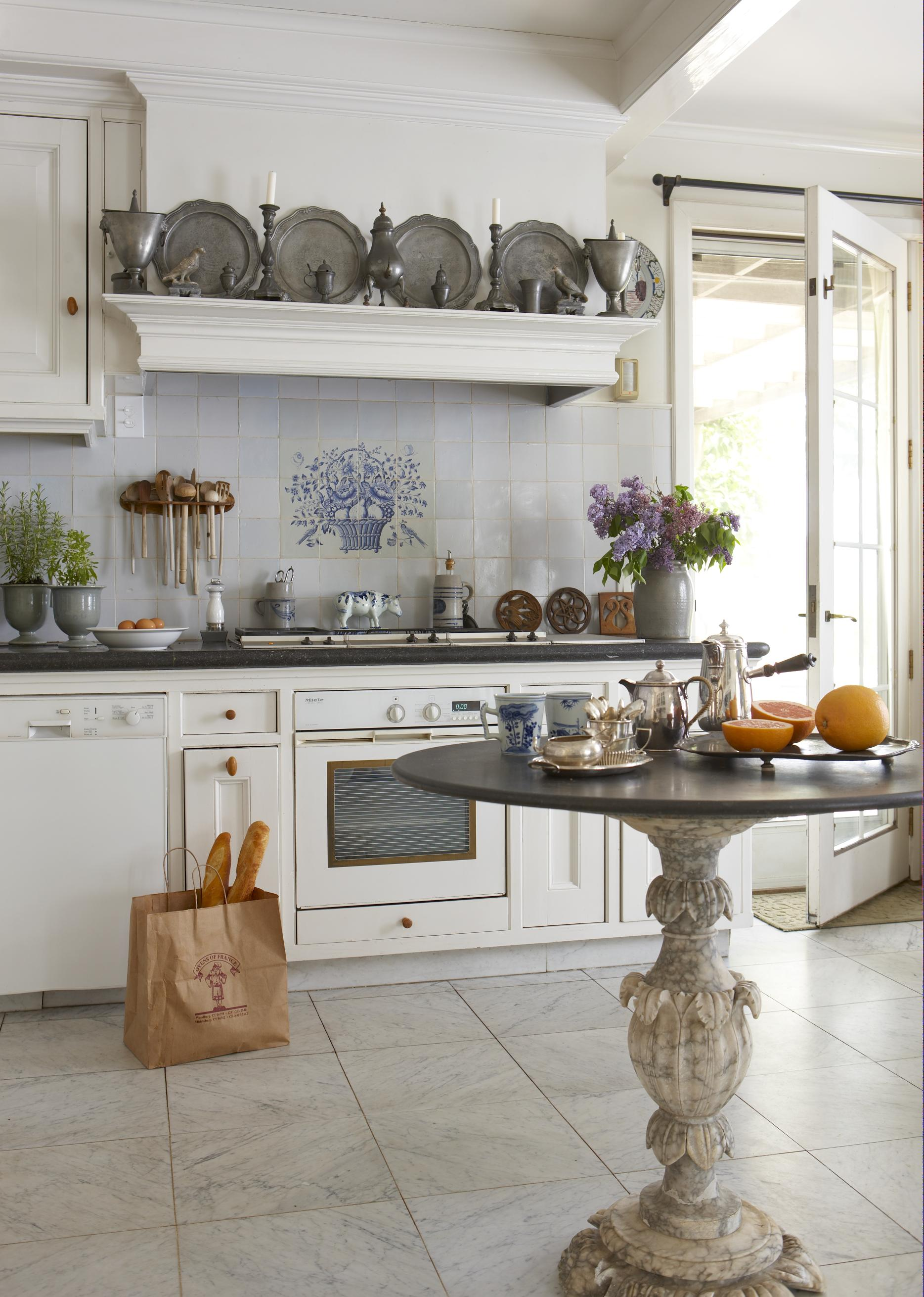 Cucina Interior Design Rustic Country French Kitchens Traditional Home