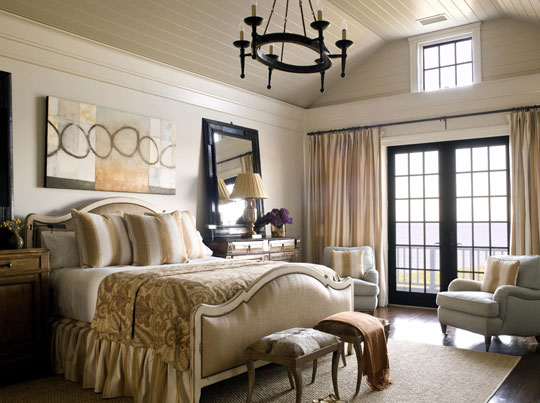 Bedroom Decorating Ideas Window Treatments Traditional Home - bedroom window treatment ideas