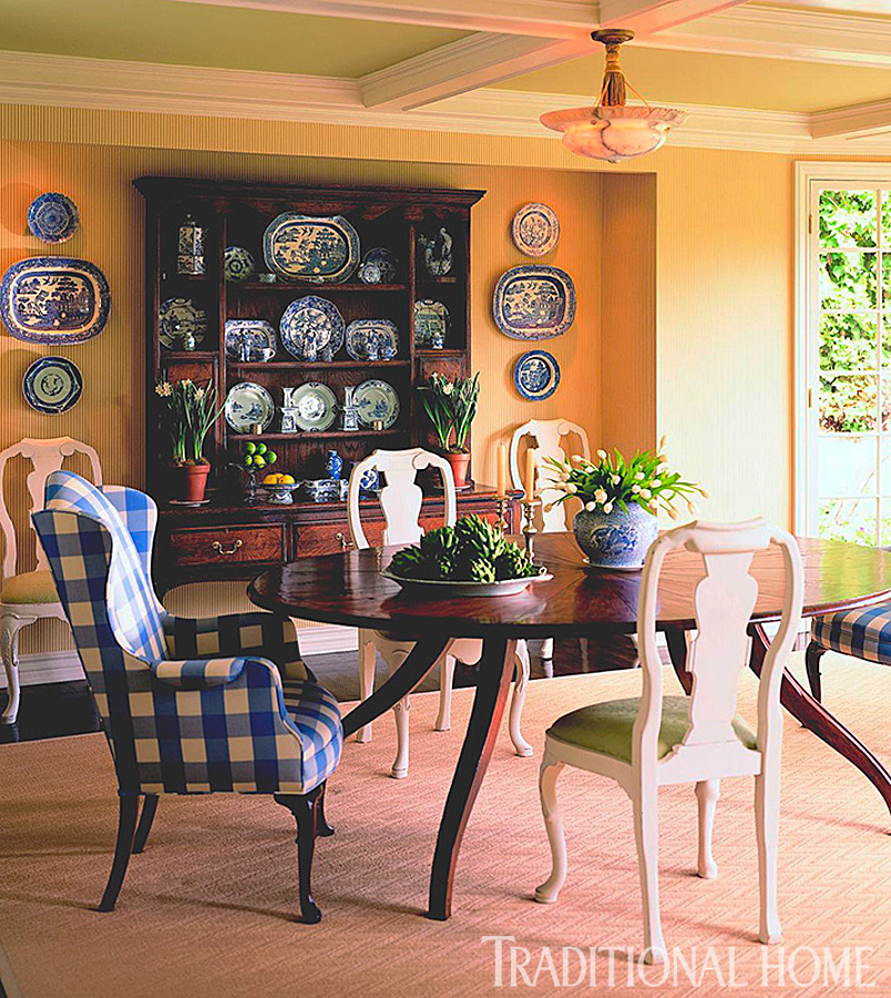 25 Years of Beautiful Dining Rooms Traditional Home - Beautiful Dining Rooms