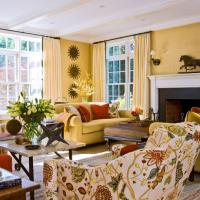 Casual, Comfortable, and Colorful Home | Traditional Home
