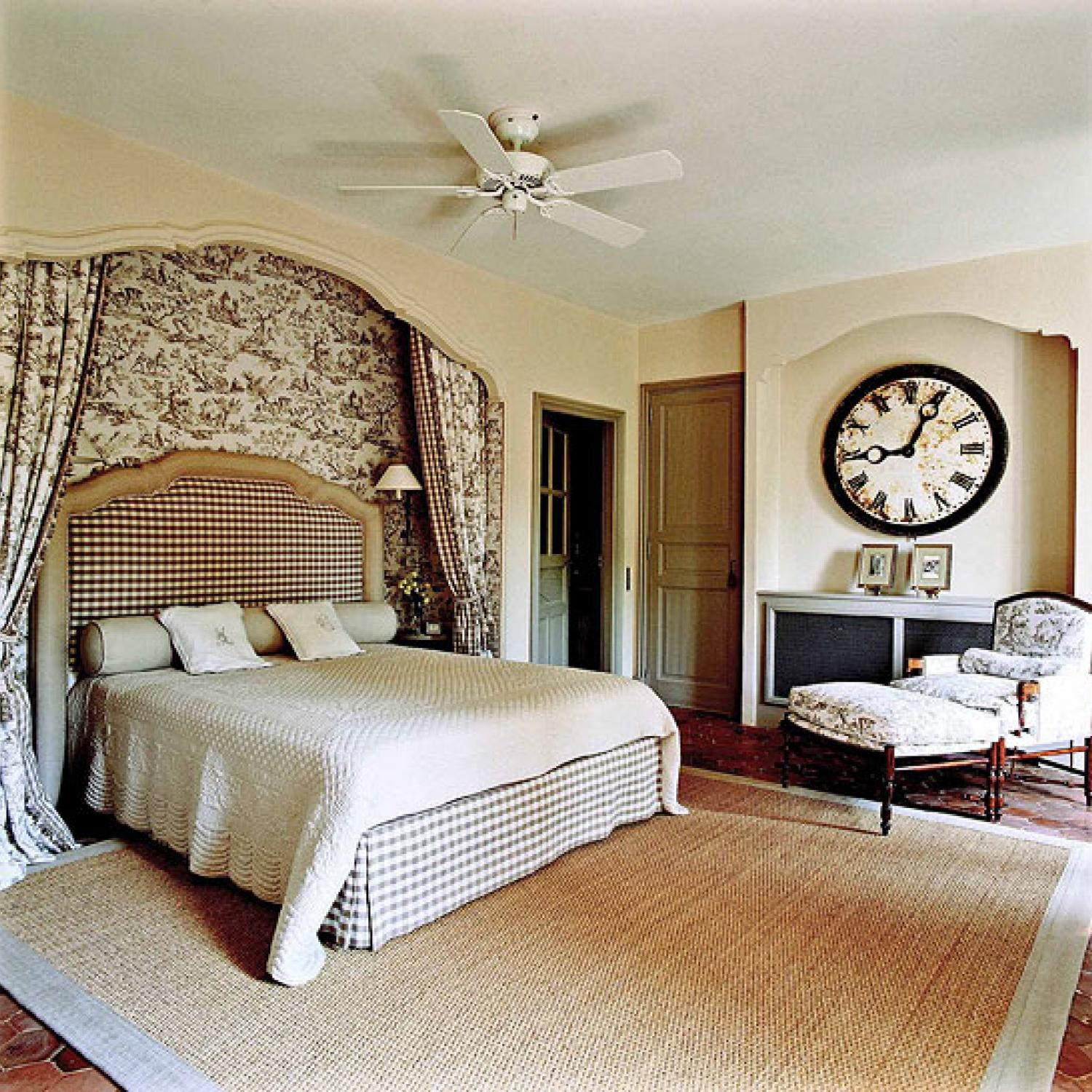 Bedroom Photos Decorating Ideas Bedroom Decorating Ideas Totally Toile Traditional Home