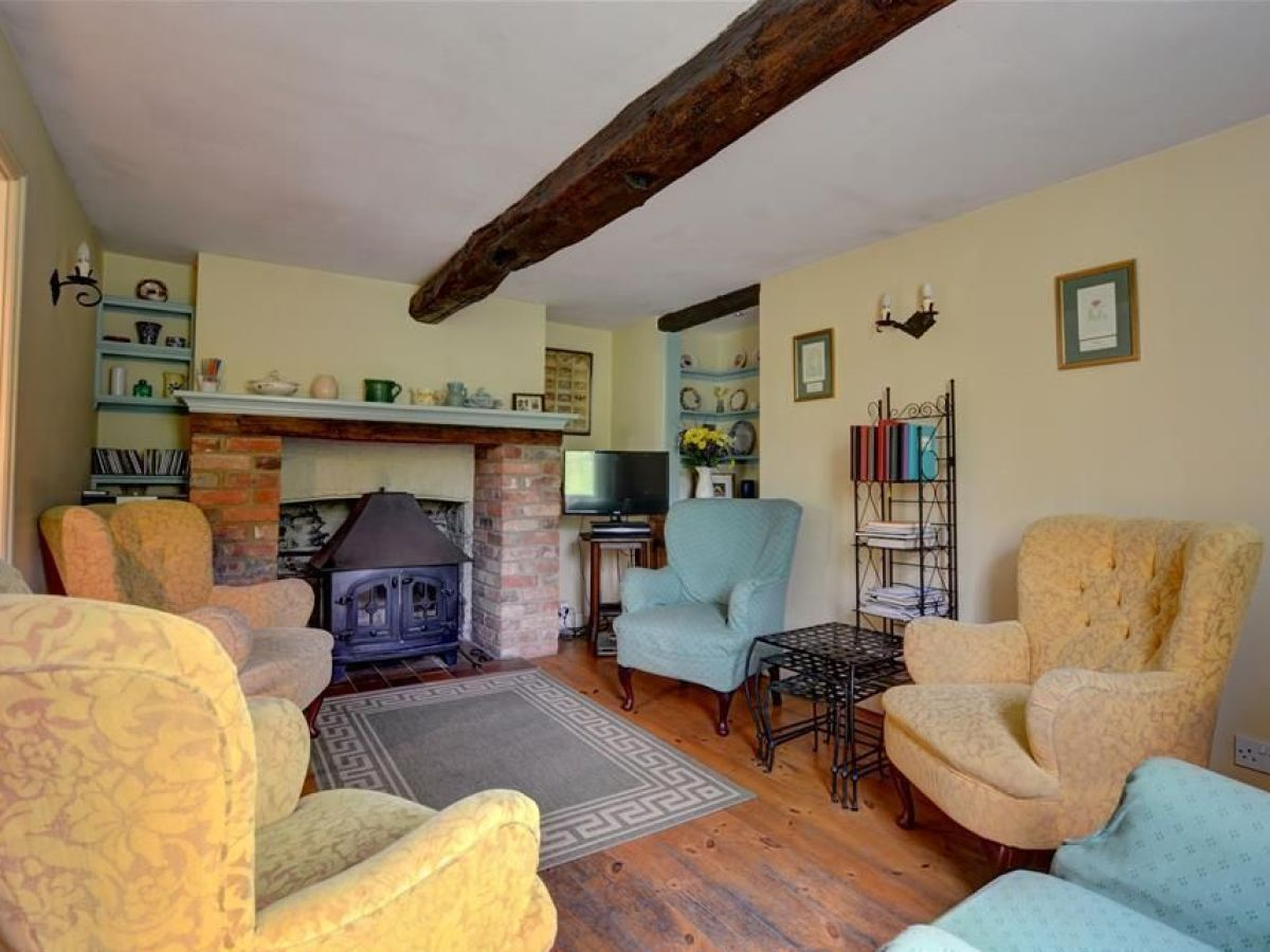 Wohnzimmer Cottage Ferienhaus Butters Cottage Robertsbridge Firma Holiday Cottages