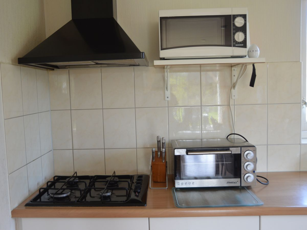 Küche Gasherd | Ferienhaus Fort Soleil 34 Zvvbr020 Zeeland Breskens