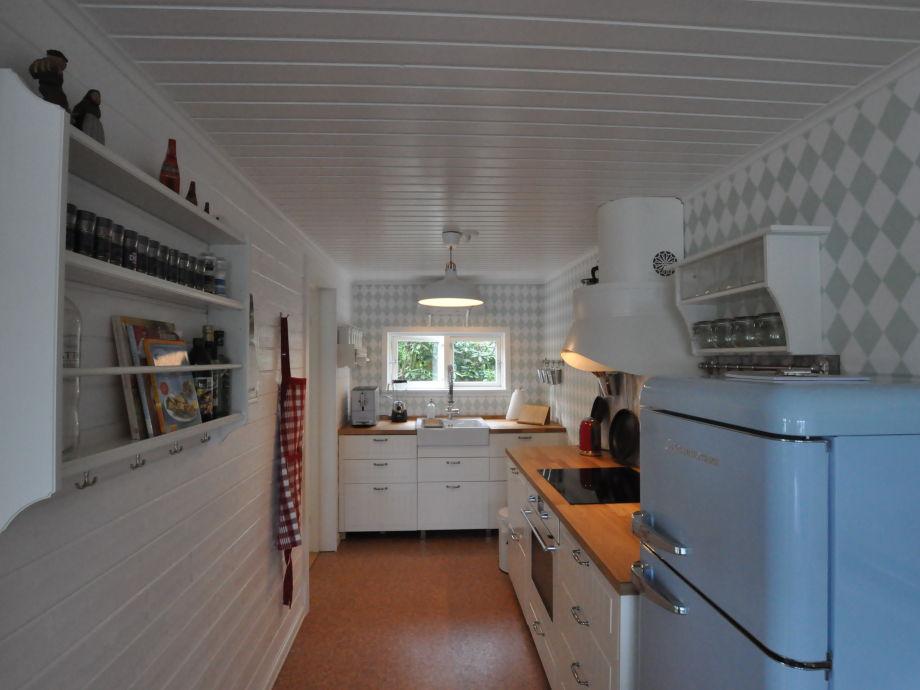Küche Retro Stil