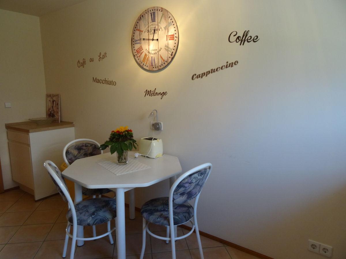 Kleiner Essplatz Im Wohnzimmer Ferienwohnung Lucky Feldberg