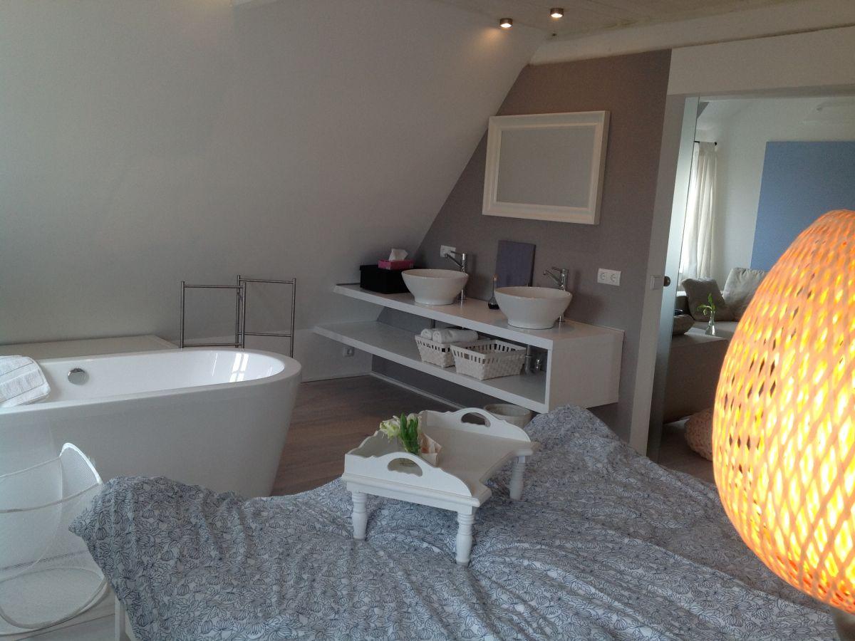 Freistehende Badewanne Schlafzimmer | Ocean L Mit Freistehender ...
