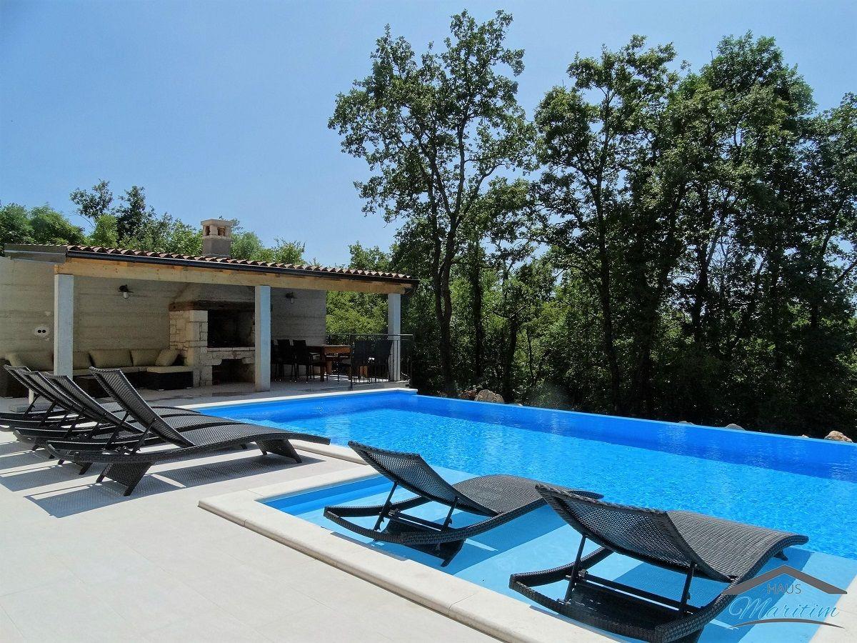 Ferienhaus Mit Pool Zur Alleinnutzung