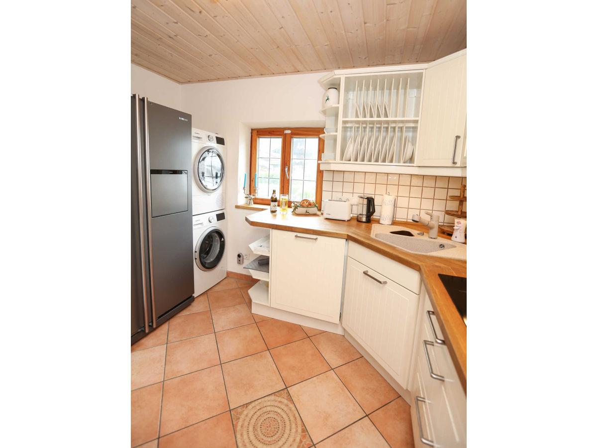 Side By Side Kühlschrank In Küche Integrieren : Küche mit integriertem side by side kühlschrank schöne küche in