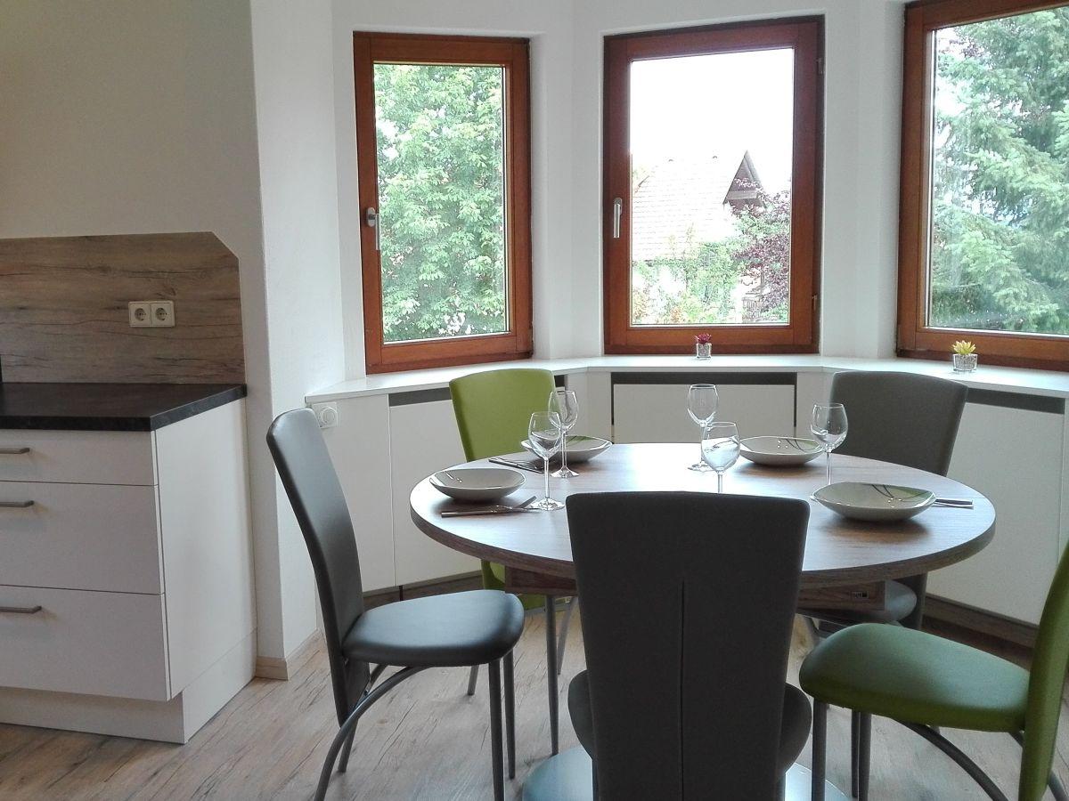 Küche Mit Essbereich | Ferienwohnung Xl Appartement S Sand In ...