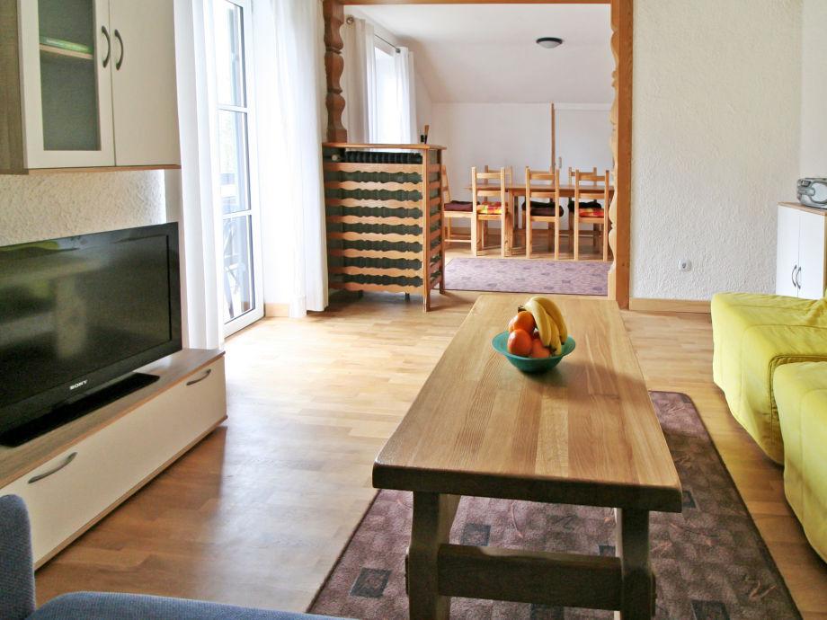 Ferienwohnung Cinderella, Garmisch Partenkirchen, Bad Kohlgrub   Esszimmer  8 Personen