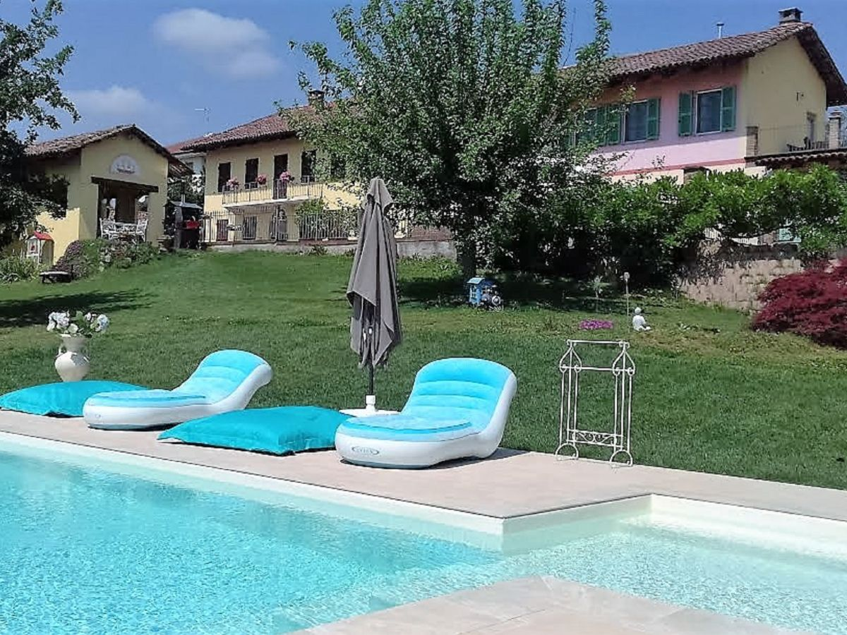 Ferienhaus Mit Pool Piemont Holiday House Villa