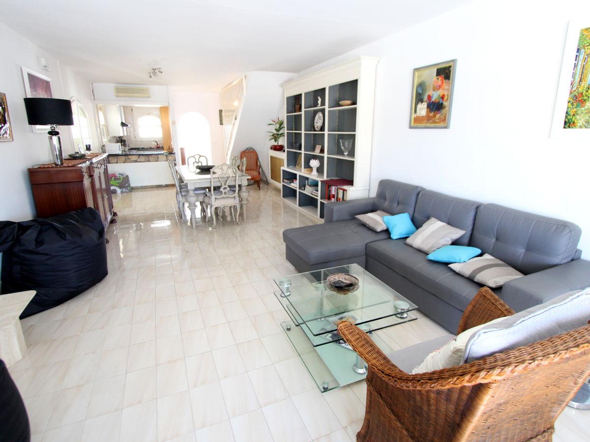 Wohn Esszimmer Küche | Villa Abysse Saint Aygulf Firma Azurrental ...