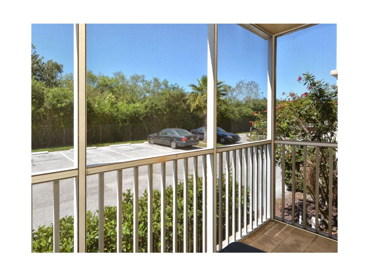 Kleiner Balkon Englisch Apartment Coconut Bay Retreat Sarasota Firma 324 Vacation