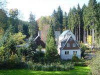 Ferienwohnung Schwarzmhle im Erzgebirge, Brnichen ...