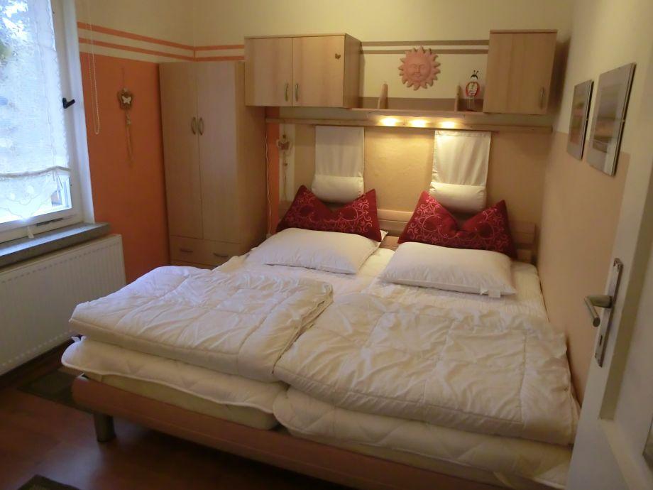 Bettüberbau Schlafzimmer
