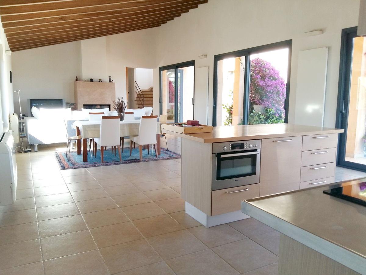 Wohn Esszimmer Küche | Küche Esszimmer Wohnzimmer In Einem Raum K ...