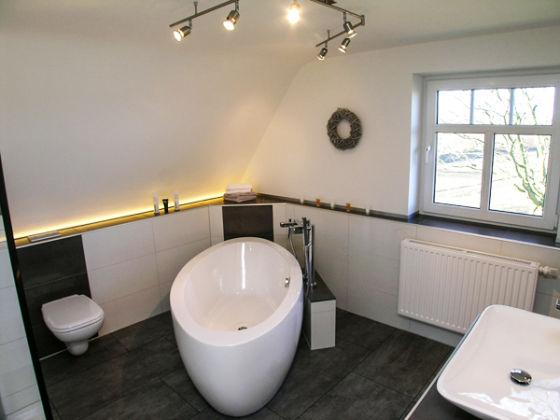 bild von freistehende badewanne billig - best freistehende holz ...