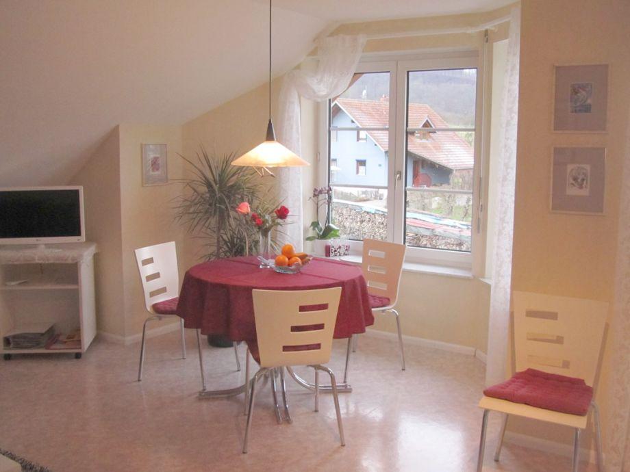 Essecke Wohnzimmer ~ Dekoration und Interior Design als - essecke wohnzimmer