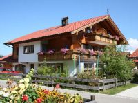 Ferienwohnung Goldbach Haus Alpen-Flair, Bolsterlang, Frau ...
