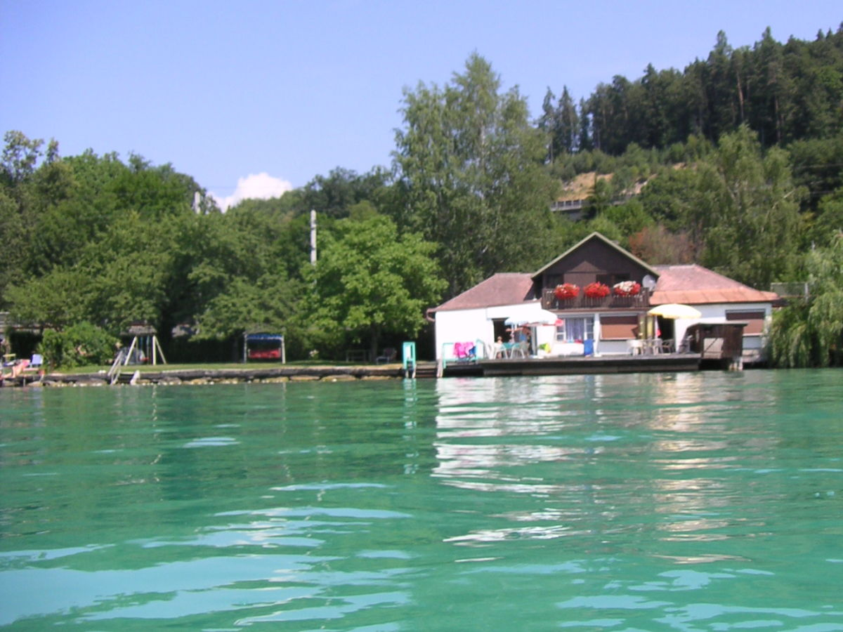 Ferienhaus Mit Pool Wörthersee Holiday Apartment Hous Moritz Directly On The Lake Krumpendorf
