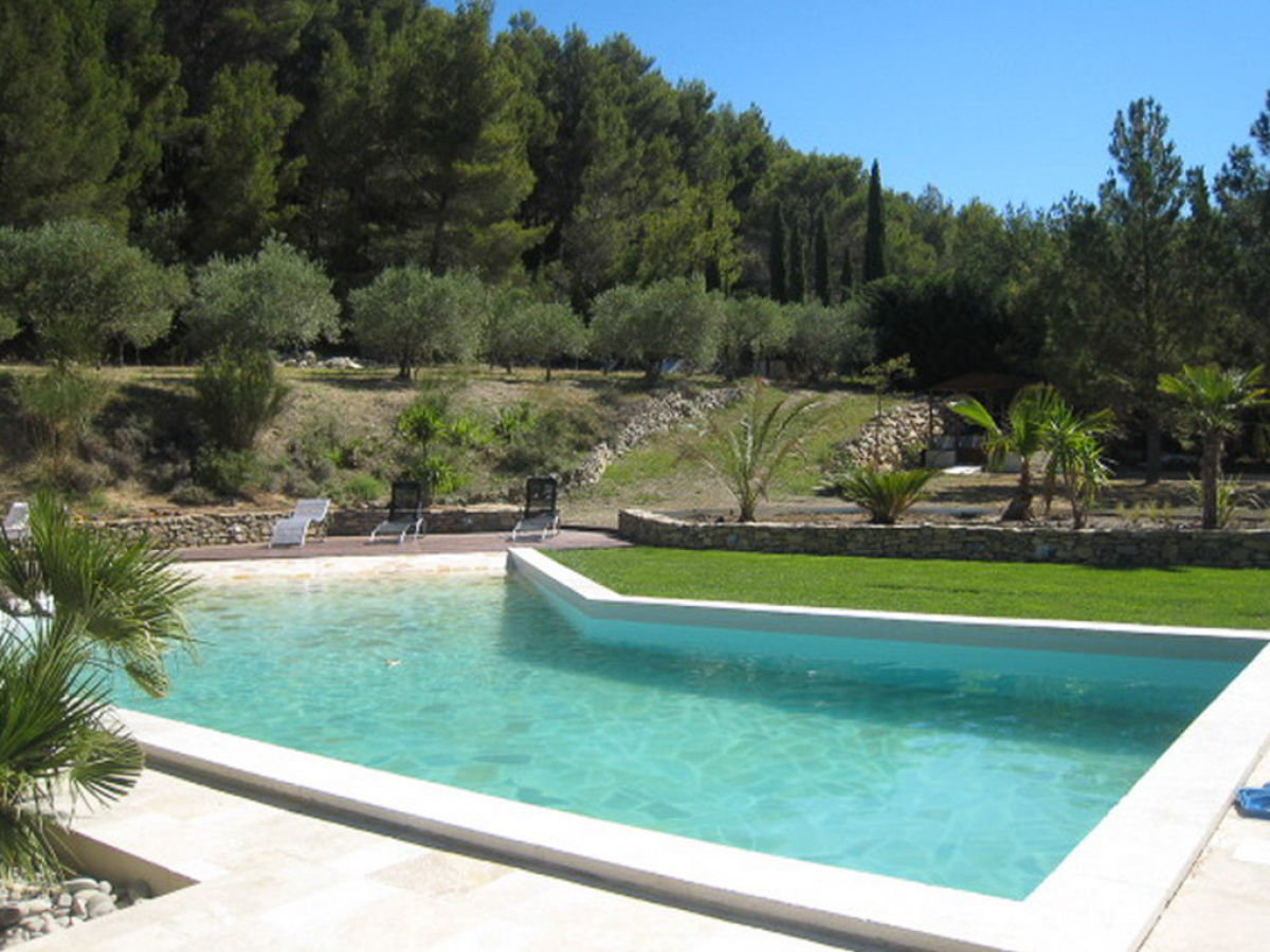 Pool Garten Freiburg Holiday House With Pool And Views Of Mount Sainte Victoire
