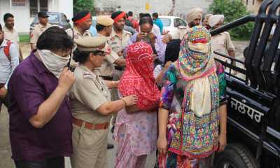 2 city docs among 6 held for child trafficking