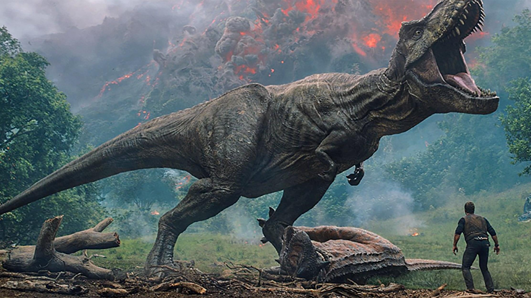 Box Office World Jurassic World Sequel Crosses 700 Million At Global Box Office
