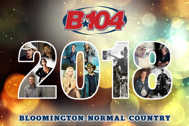 Get Your FREE 2018 B104 Country Calendar B104 WBWN-FM